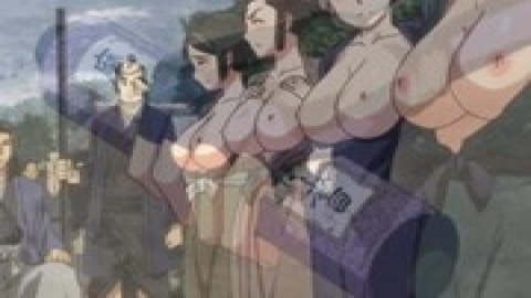 乳流派豐乳女武士1