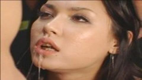 小澤瑪麗亞~顏射深喉嚨
