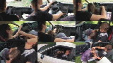學姊學弟車裡吸莖搞到潮吹(無碼)