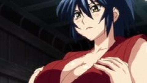 乳流派豐乳女武士9